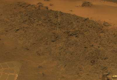Mars Rover Opportunity at Greeley Haven