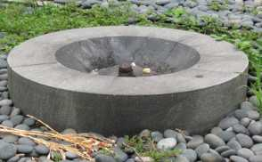eternal flame at the end of July