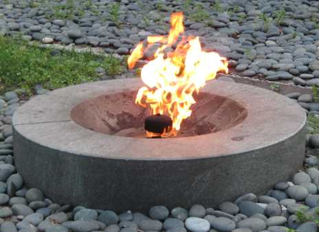 the eternal flame is back