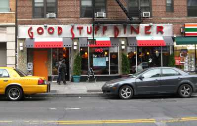 The Good Stuff Diner