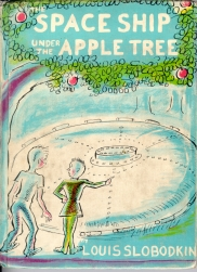 cover of The Space Ship Under the Apple Tree